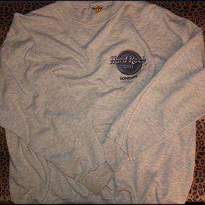 Hard Rock Cafe graphic sweatshirt in guc size XL.